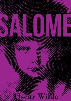 """Portada para """"Salomé"""" de Oscar Wilde 2014"""