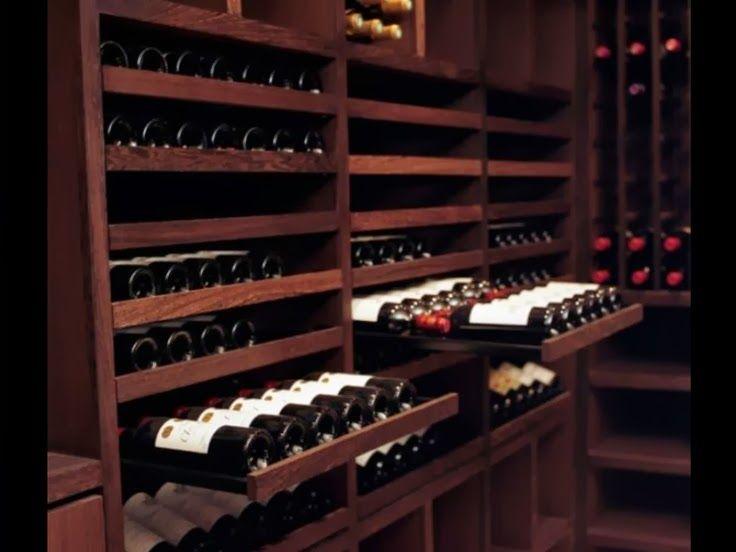 como guardar vinos