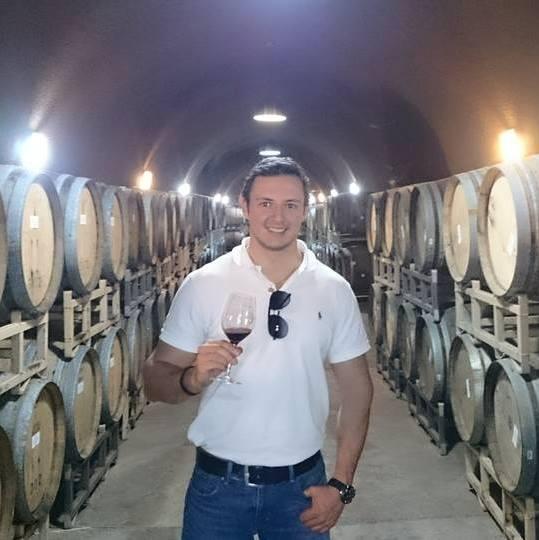 Franz Molina Wines of Bolivia