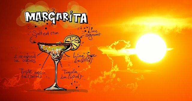 Margarita coctel