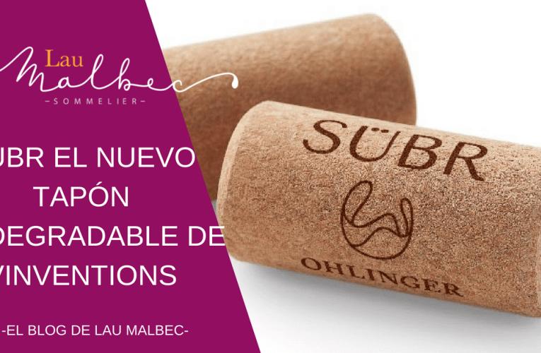 SÜBR el nuevo tapón biodegradable de Vinventions