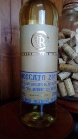 Moscato 2017 Bodega Tierra Roja, vino de Bolivia