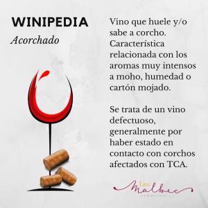 Winipedia Qué es un vino acorchado