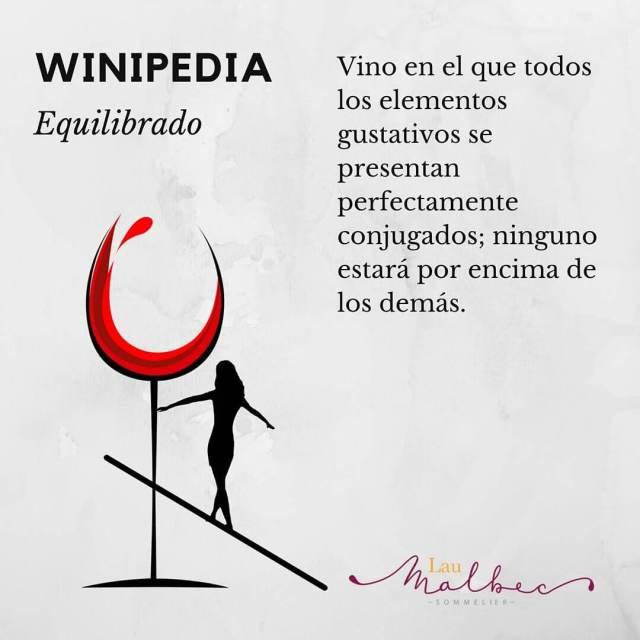 Winipedia Qué es un vino equilibrado