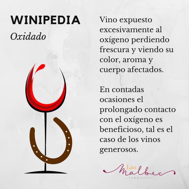 Winipedia Qué es un vino oxidado