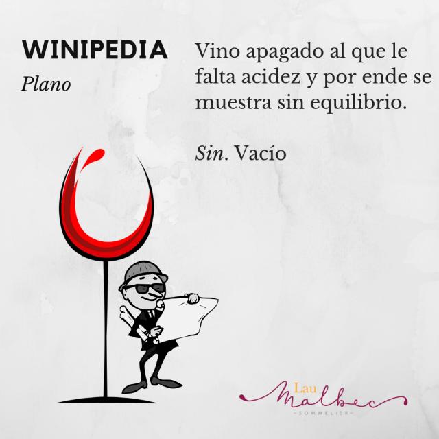 Qué es un vino Plano Winipedia