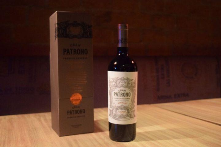 Gran Patrono primer vino Marselan de Bolivia