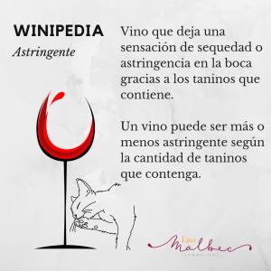 Qué es un vino Astringente? Winipedia