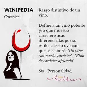 Qué es un vino con carácter? Winipedia