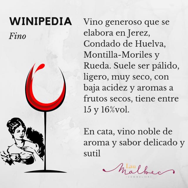 Qué es un vino fino? Winipedia