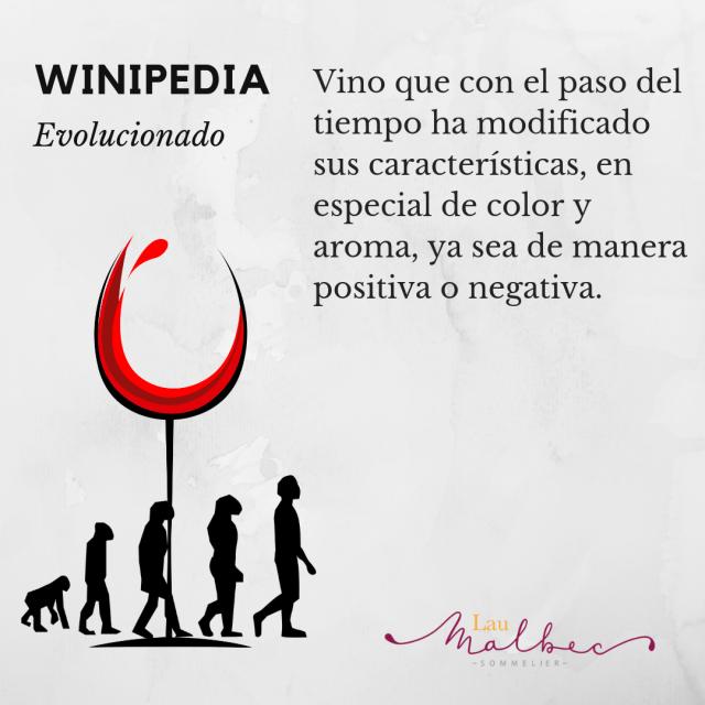 Qué es un vino evolucionado? Winipedia