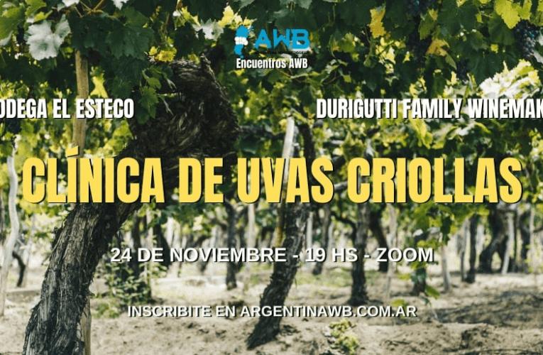 Clínica de Uvas Criollas