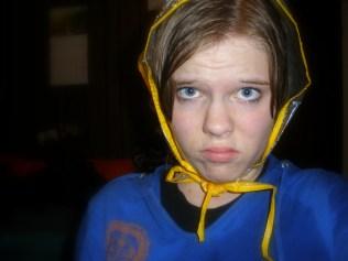 204. Wear My Rain Bonnet