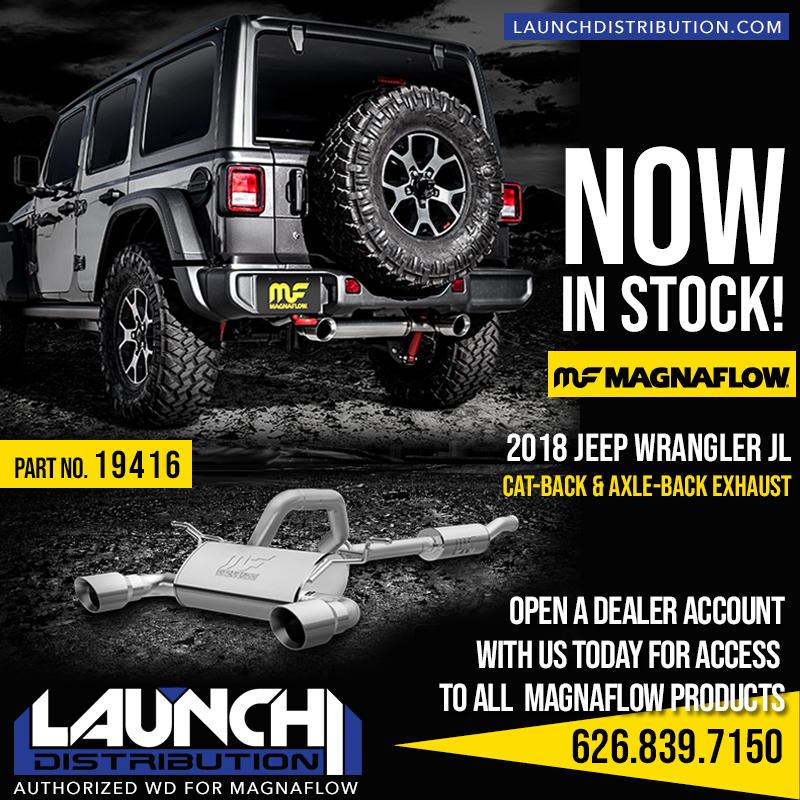 launch distribution