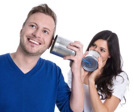 Liebesgeflster - Kommunikation - Gesprche in der Partnerschaft