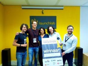 [Persbericht] Slimme app voor flexwerkers wint Smart Building Hackathon Zwolle