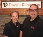 Triangle Duplication – Joe and Tara Fitzpatrick