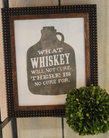 Whiskey Artwork