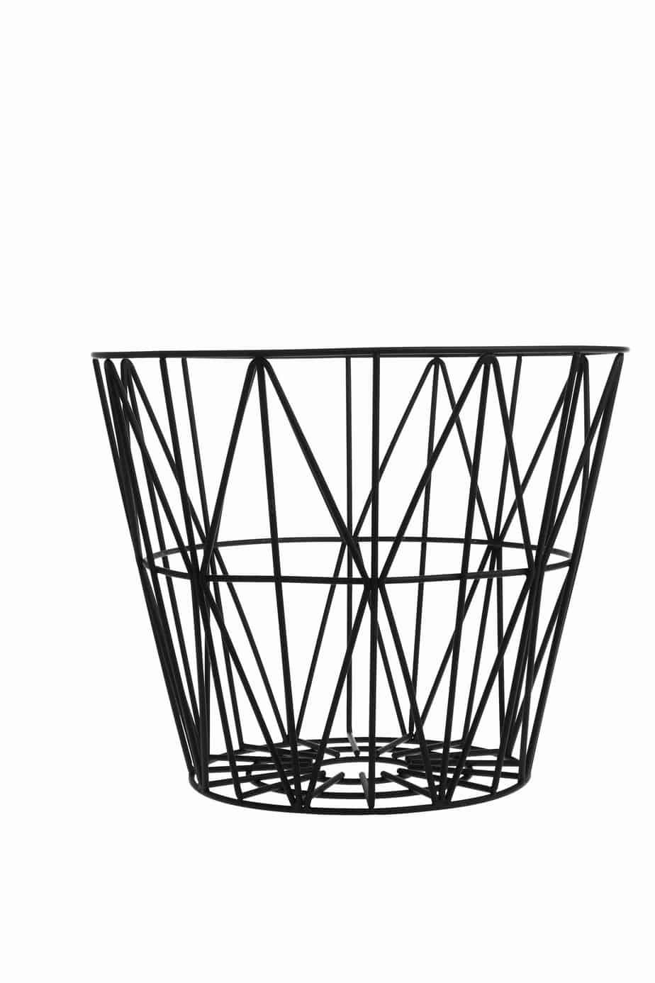 Decorative wire baskets storage baskets laundry shoppe