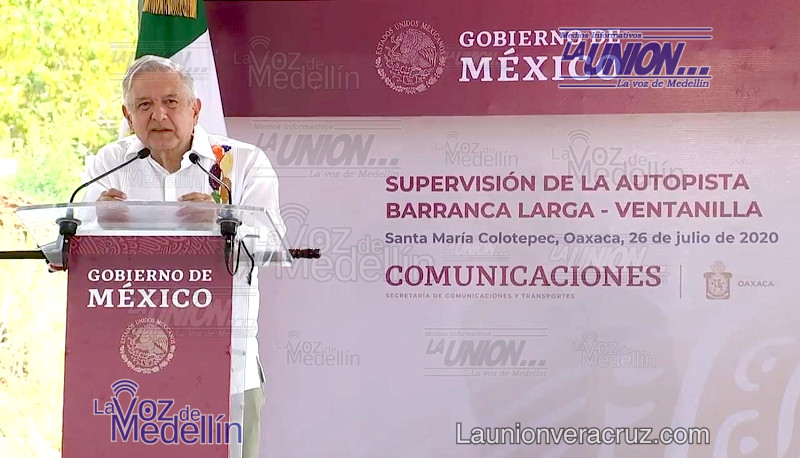 Andrés Manuel López Obrador Oaxaca