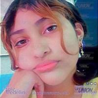 Buscan a Ximena Jasuri, desapareció en Puente Moreno.