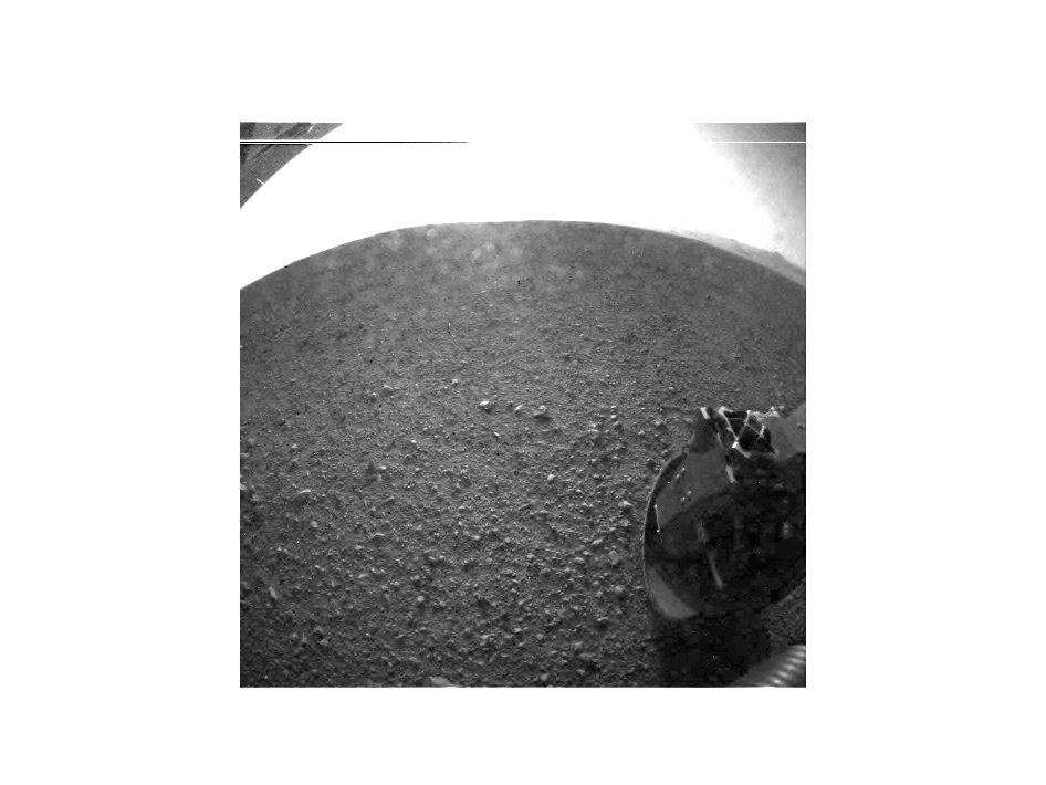 To Boldly Go, Curiosity on Mars (4/4)