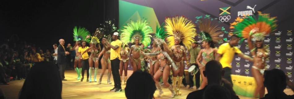 Mit Samba in die Goldspur