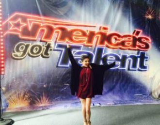 """Calysta Bevier wowed the """"America's Got Talent"""" judges during Tuesday night's show. The 16-year-old Ohio native told her emotional story of overcoming stage 3 ovarian cancer and moved the audience to tears with her rendition of Rachel Platten's """"Fight Song."""""""