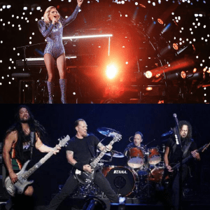 Lady Gaga will duet with Metallica