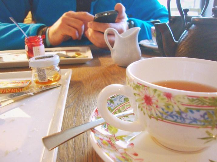 Picorette tearoom in Granville