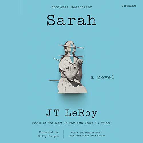 SARAHaudiobookcover