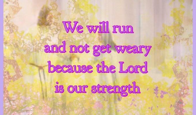 We Will Run