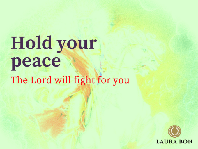 Hold your peace (3)