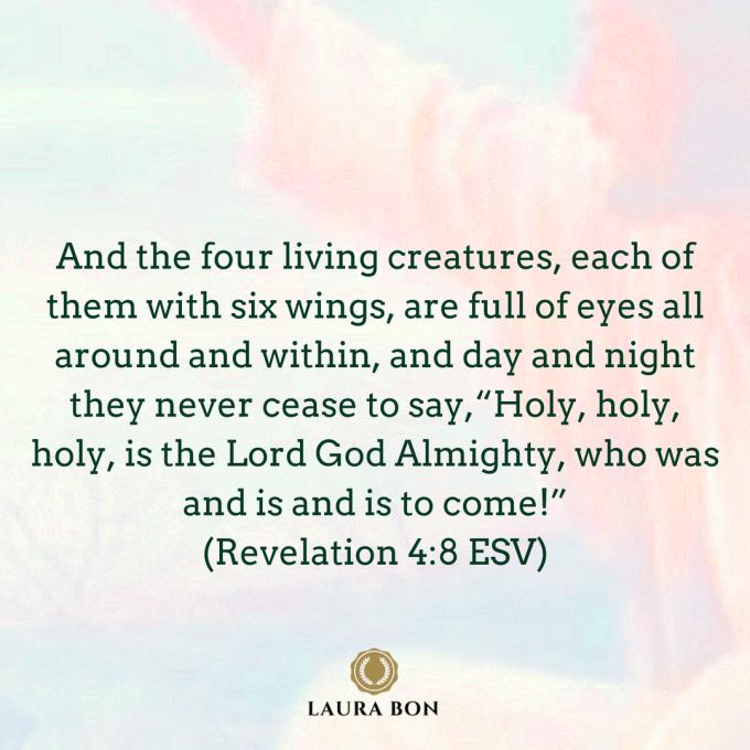 (Revelation 4_8 ESV)