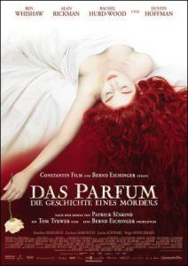 "Poster ""El perfume"""