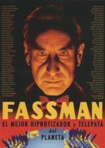 "Poster ""Fassman"""