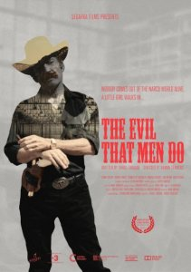 "Poster ""The Evil That Men Do"""