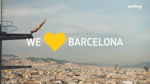 """Vueling We love places"" Production: Blur Director: Ginesta Gondal DOP: Miquel Prohens"