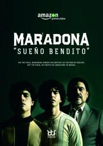 MARADONA, Sueño Bendito (Spain Cap. 4,5,6)