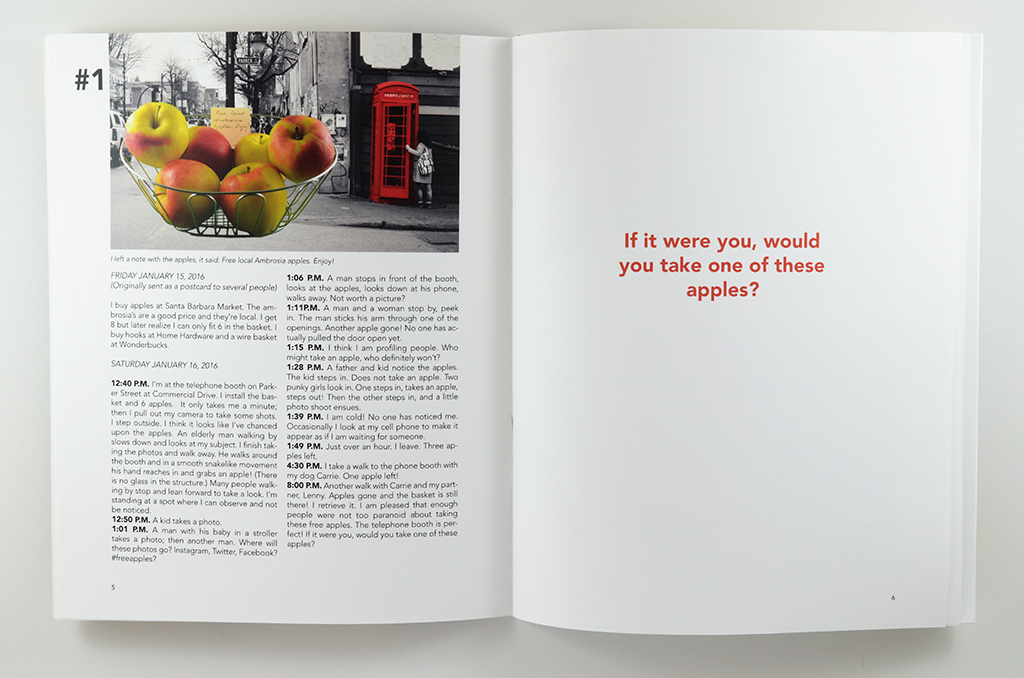 Apples, page 5 and 6