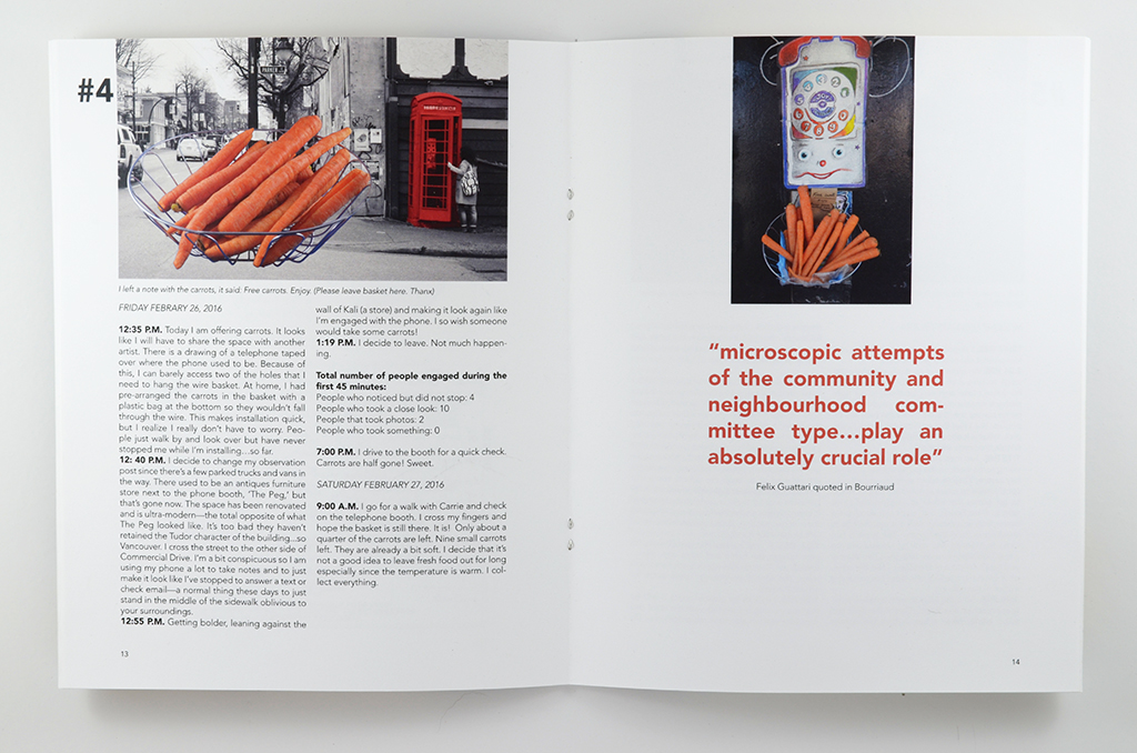 Carrots, page 13 and 14