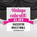 Vintage catwalk raises £1,194 for invest in ME