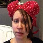 Silly selfie for #UndiesChallenge
