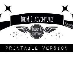 "A printable version of my comic ""The ME adventures"""