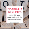 Disability benefits: why this is an important issue in the upcoming UK election