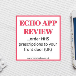 Echo NHS prescription app review