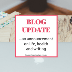 Laura's Pen Blog update