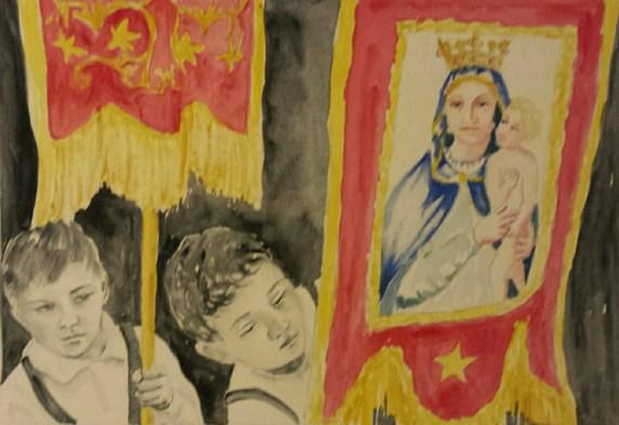 Napoli in-devozione: Madonna Dell'Arco