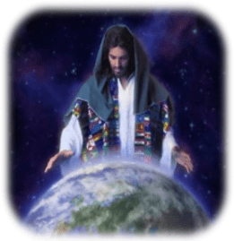 jesuslookingatworld