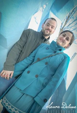 Lion bleu de Veilhan place Stalingrad